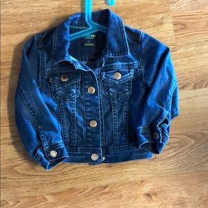 2t girls denim jacket